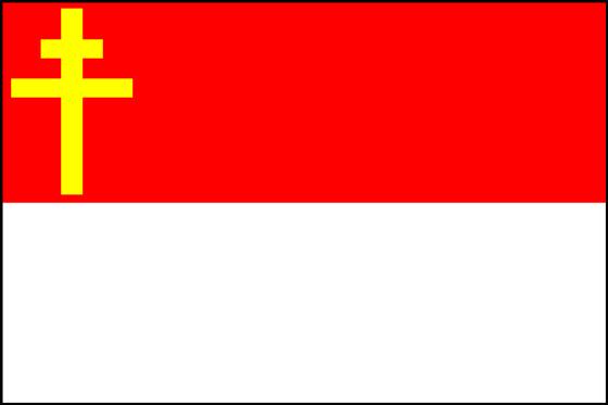 Флаг Эльзасской республики